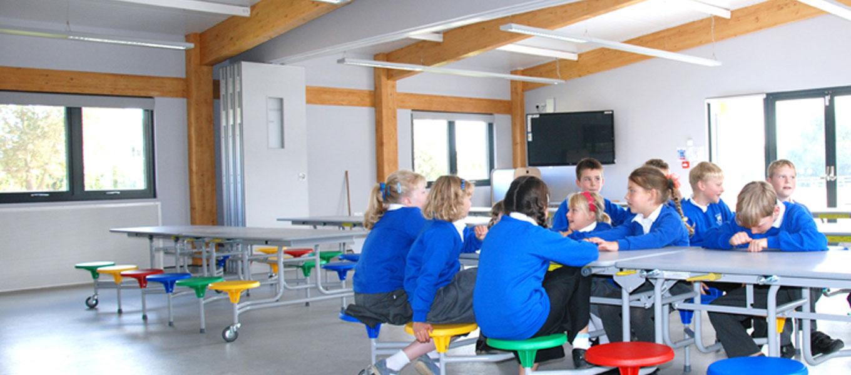 Fordingbridge improving the dining experience at Durrington School