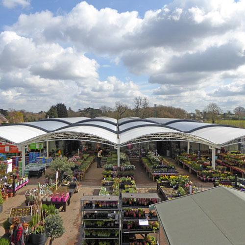 Garden centres