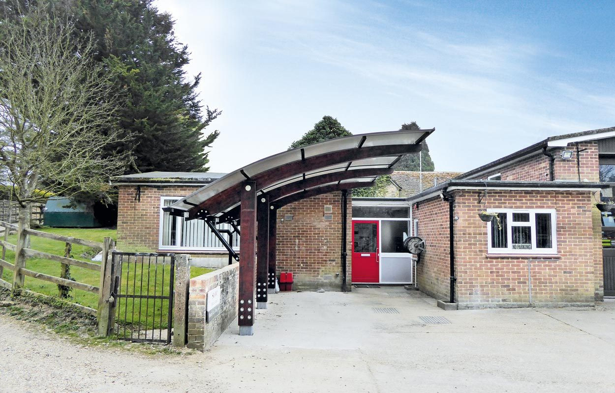 Beaulieu Fire Station Fordingbridge