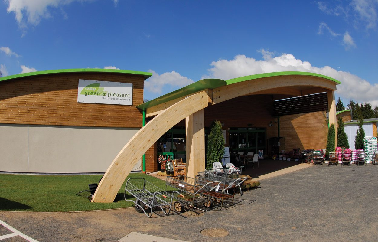 Coolings Green and Pleasant-garden Centre Fordingbridge