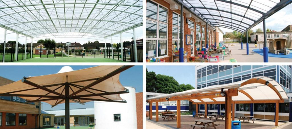 Flexible, future-proofed canopies by Fordingbridge
