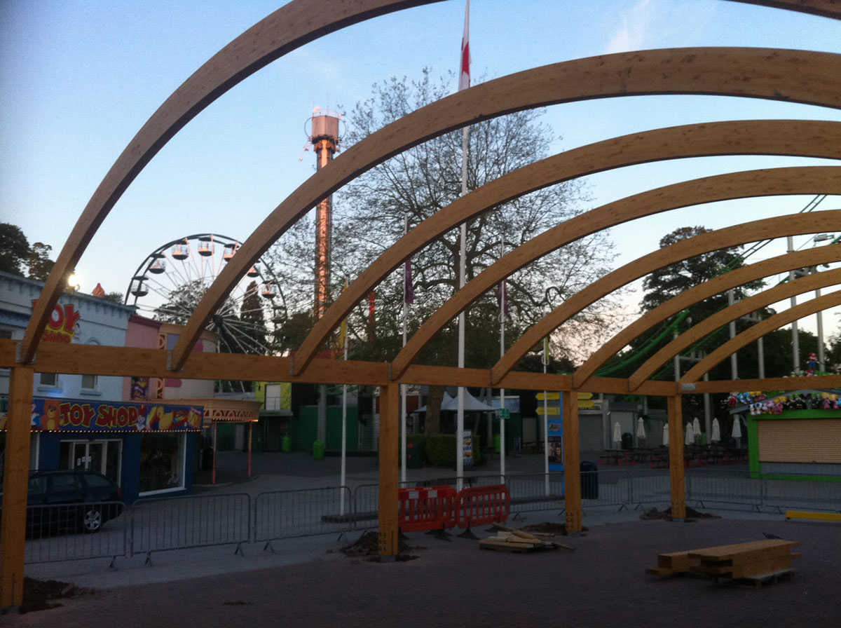 Fordingbridge fast track canopy 3