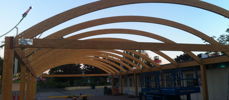 Fordingbridge fast track canopy
