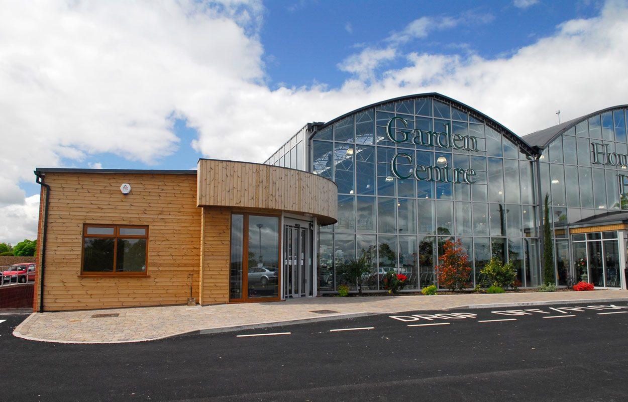 Houghton Hall Garden Centre Fordingbridge