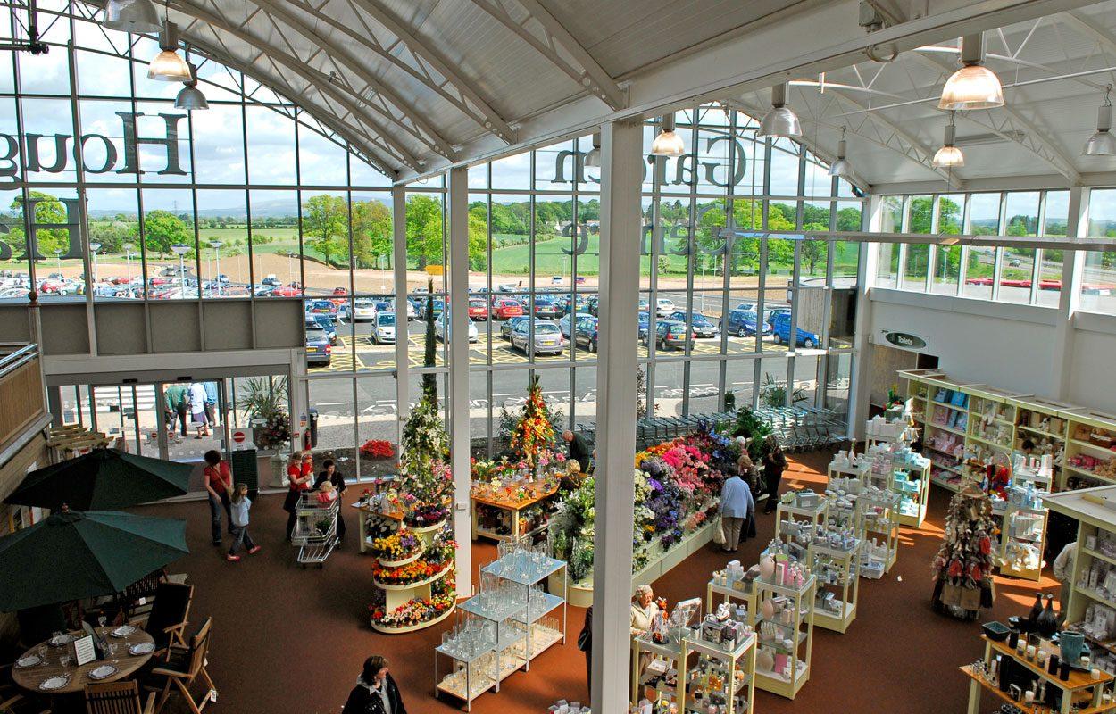 Garden Centre: Houghton Hall Garden Centre