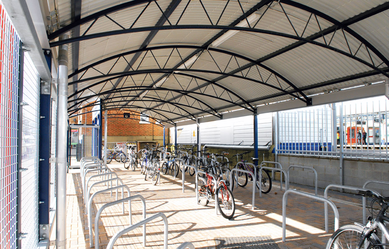 Hoy Cycle Shelter