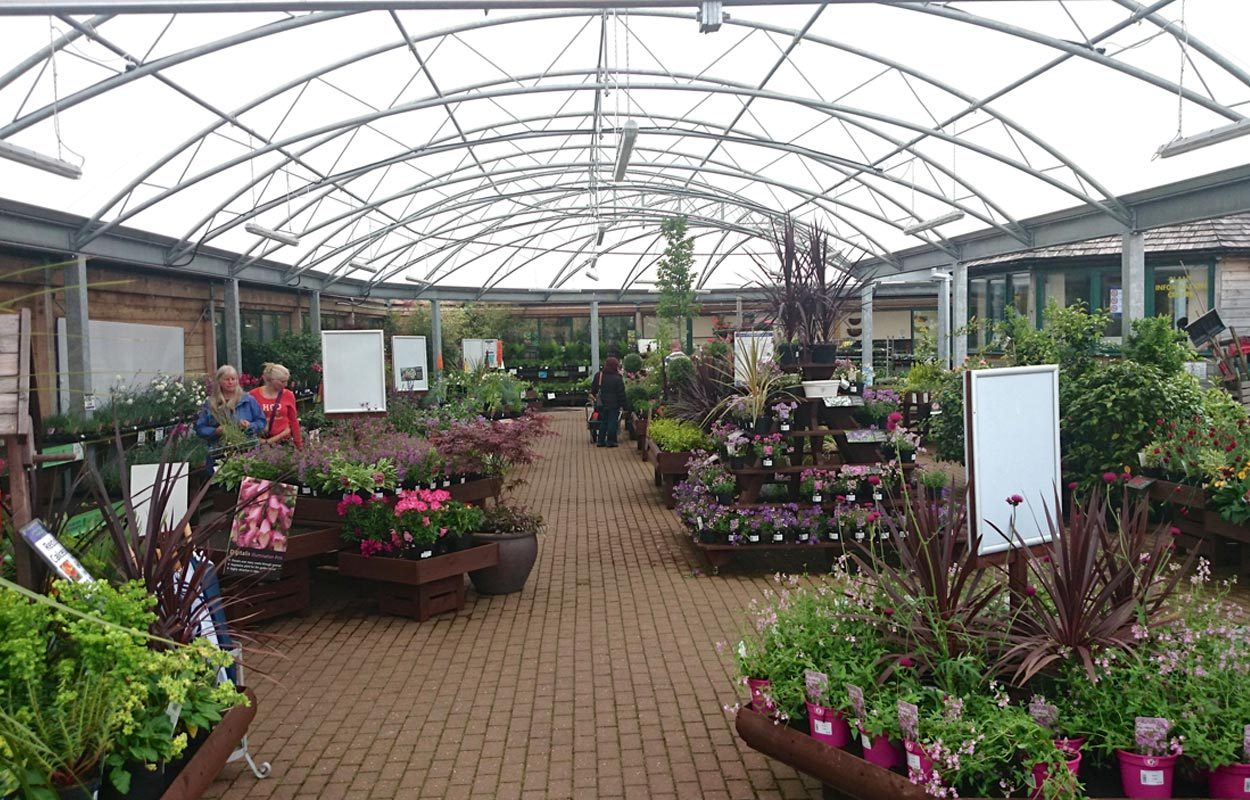 Monkton Elm Garden Centre Fordingbridge Plc