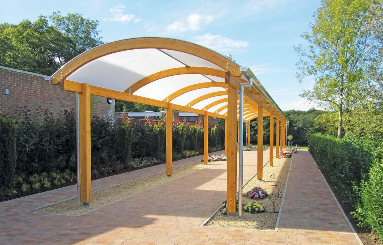 Parndon Wood Cemetery and Crematorium : fordingbridge canopies - memphite.com