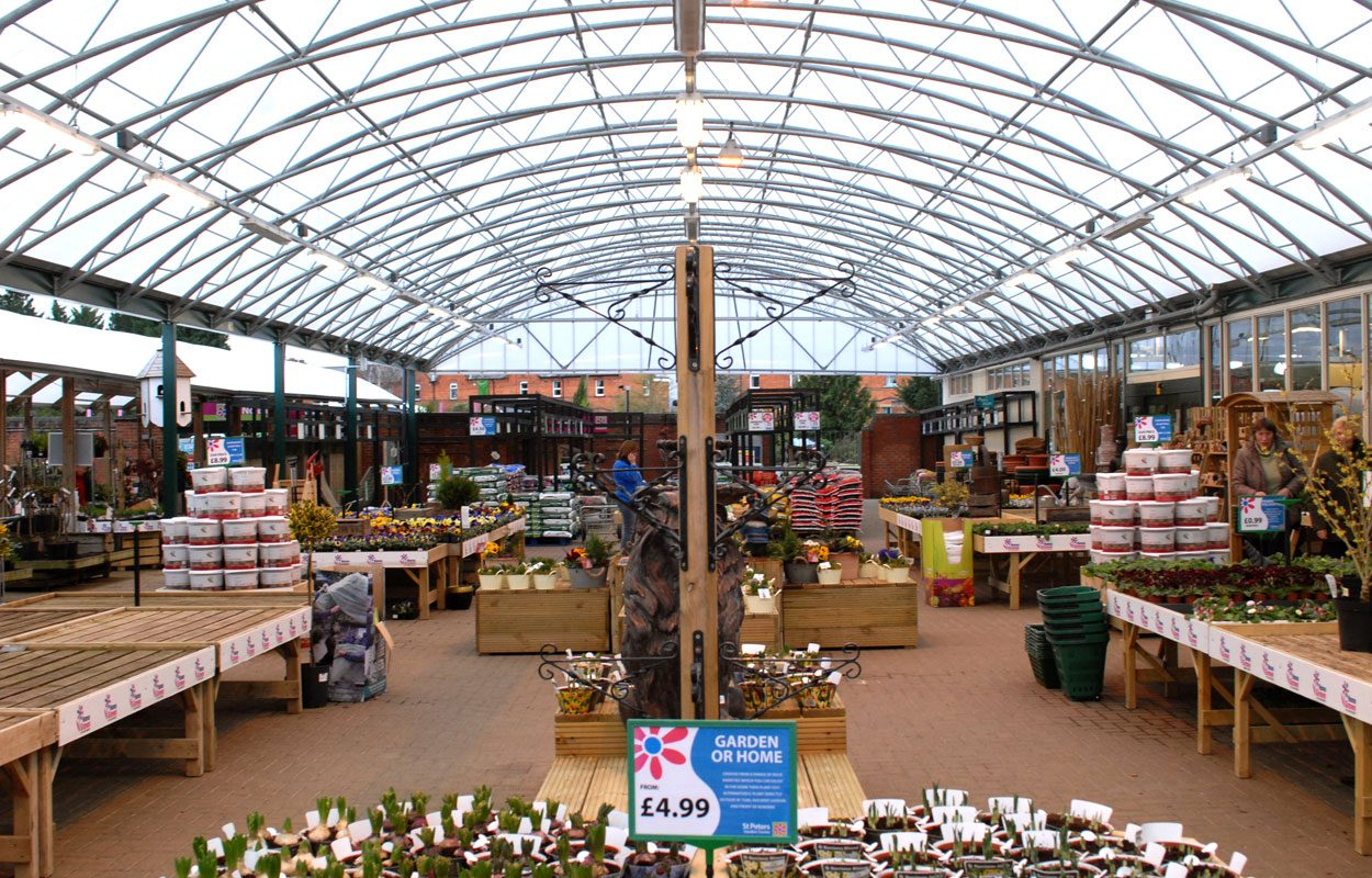St Peters Garden Centre Fordingbridge