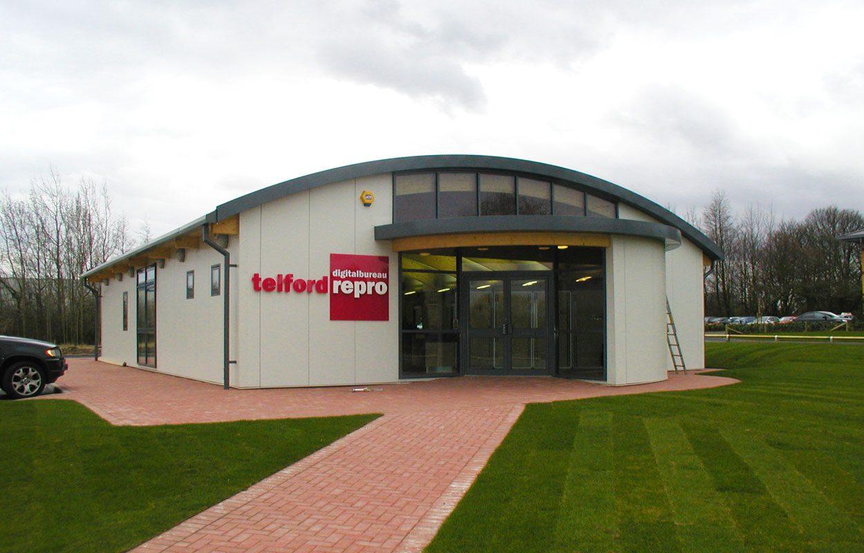 Telford Reprographics Fordingbridge