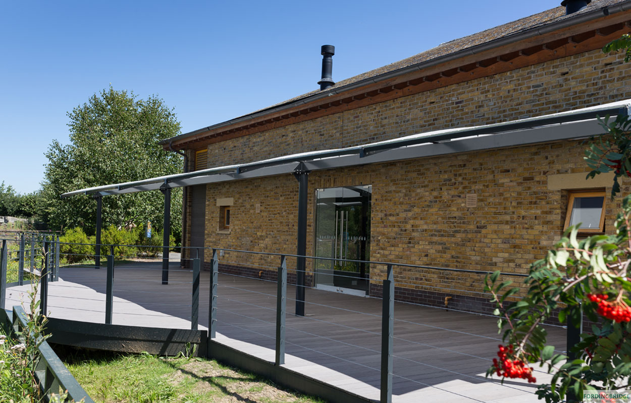 WWT London u2013 London Wetland Centre & Canopies u0026 walkways - Steel canopies Archives - Page 5 of 6 ...