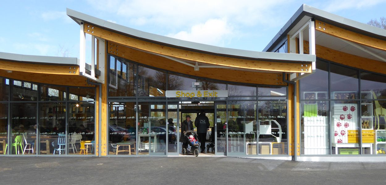 Whipsnade Zoo Visitor Centre Fordingbridge