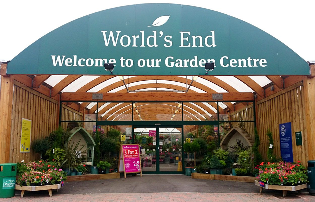 Worlds End Garden Centre Fordingbridge