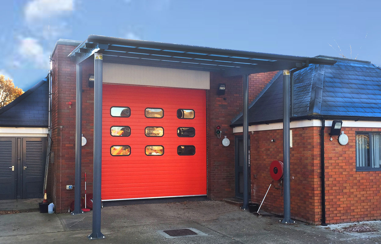 Ingatestone Fire Station