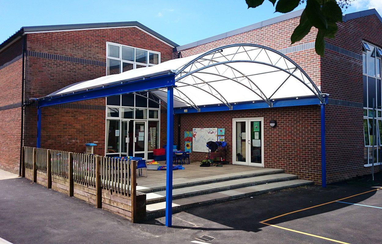 St Richards Primary School Fordingbridge Plc