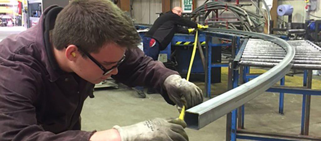 Ed Crabb work experience at Fordingbridge