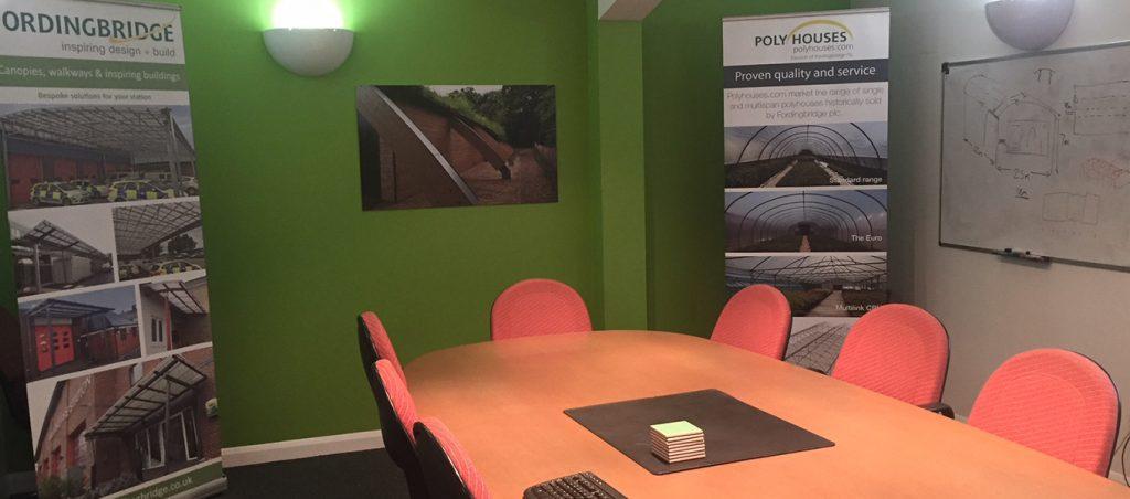 Fordingbridge Board room