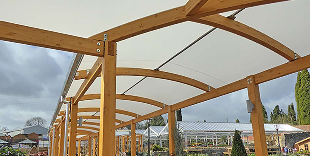 Fordingbridge_Almondsbury Garden Centre Timber walkway