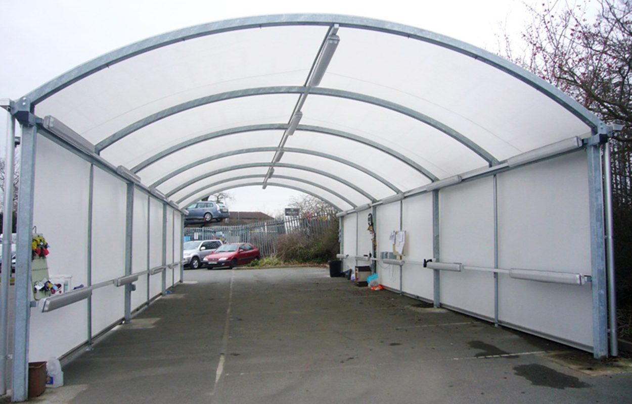 aston car wash bay canopy canopie 3