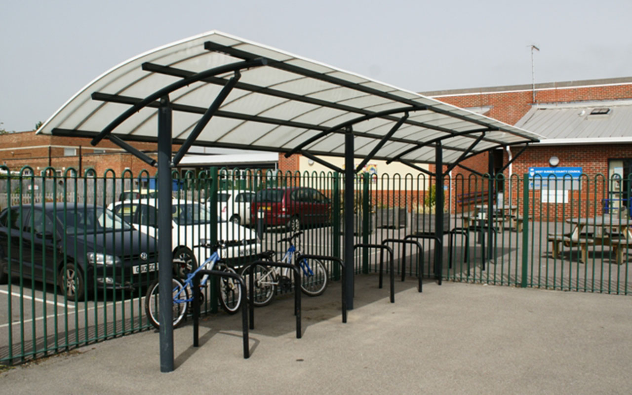 Durrington Middle School – Cycle Shelter