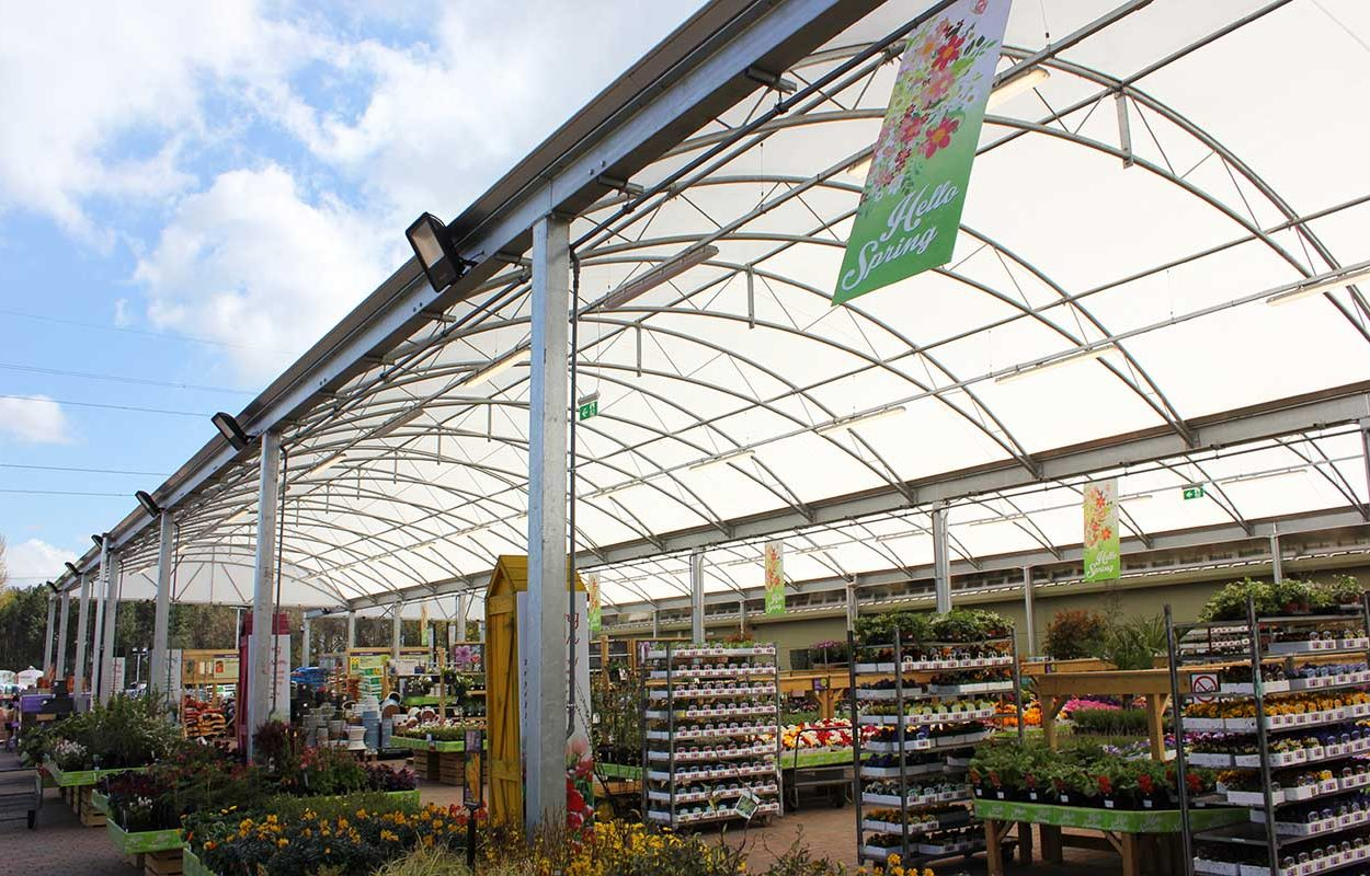Morton Hall Klondyke Garden Centre Canopy by Fordingbridge Canopies - interior_web