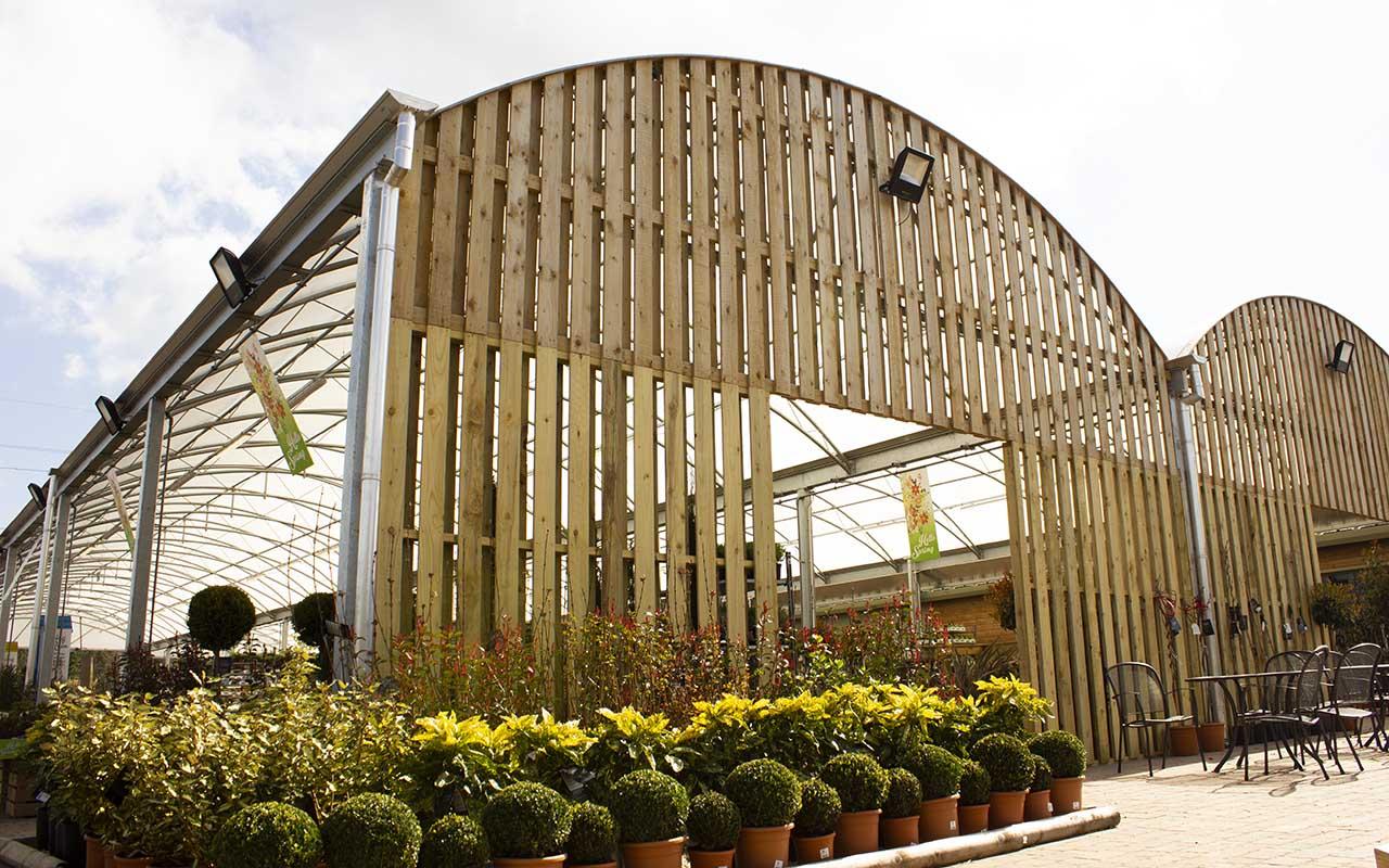 Mortonhall, Edinburgh – A Klondyke Garden Centre