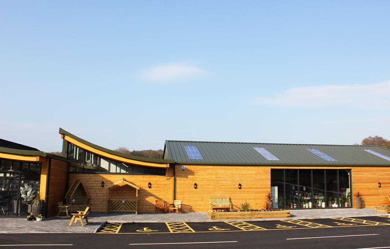 Rosebank Garden Centre - A Fordingbridge Statement Building 2