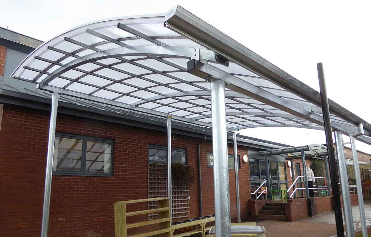 Two Moors School Canopy by Fordingbridge 2