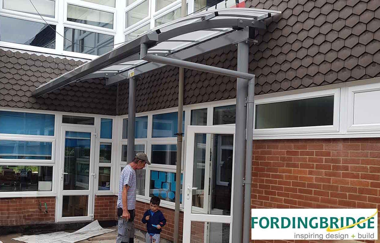 Huntingdon Academy by Fordingbridge