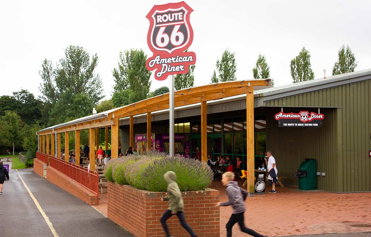 Crealy Adventure Park – Route 66