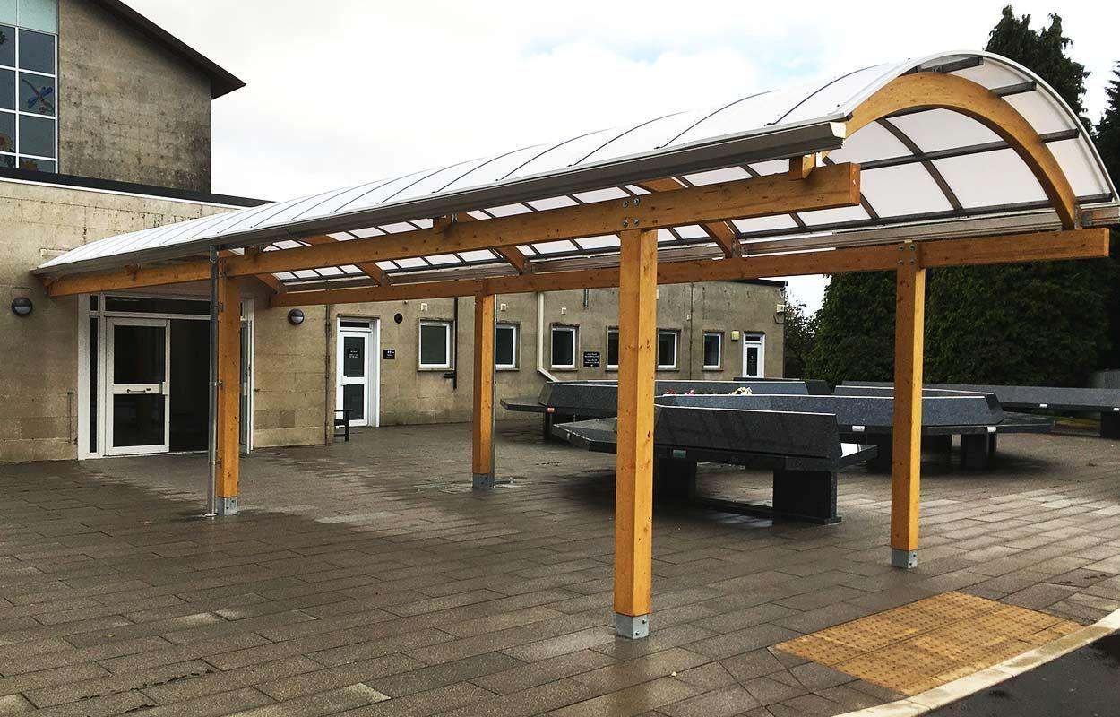 Thornhill-Crematorium-Timber-Barrel-Vault-Canopy-1