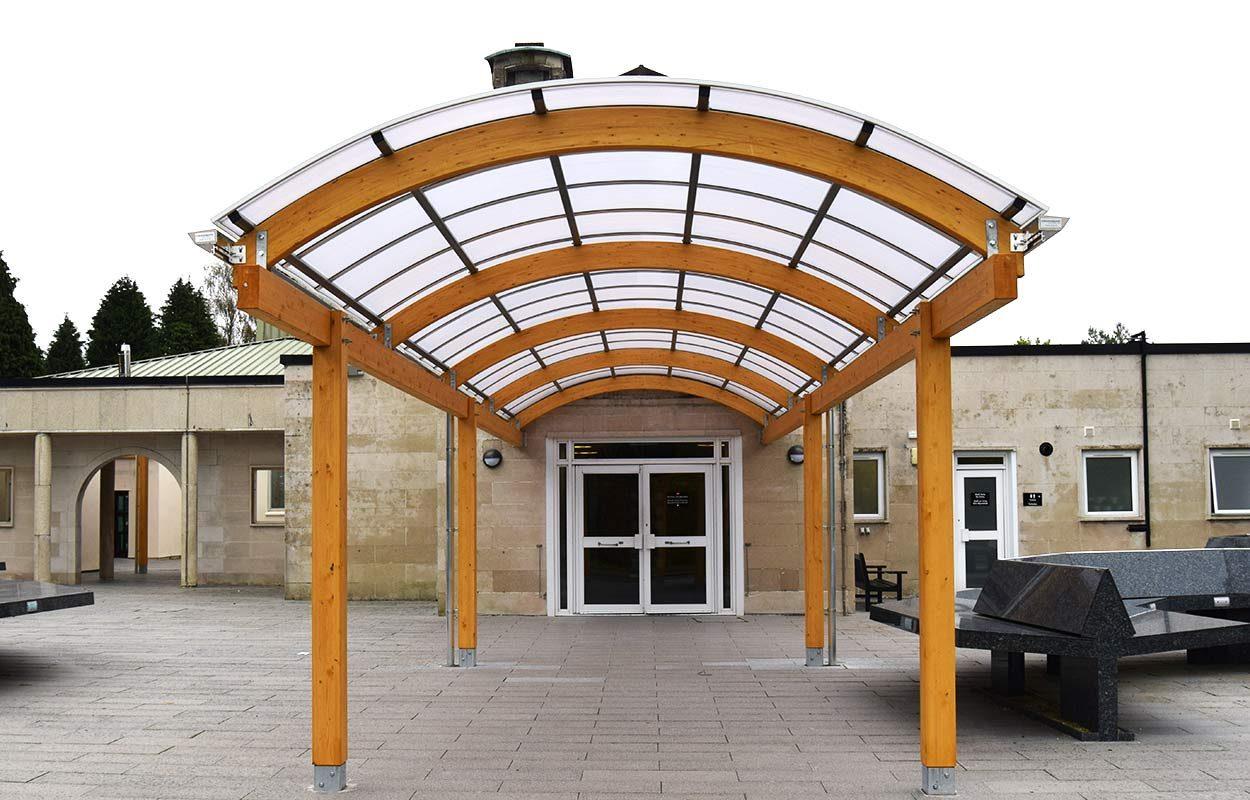 Thornhill-Crematorium-timber-canopy-by-fordingbridge-45jpg