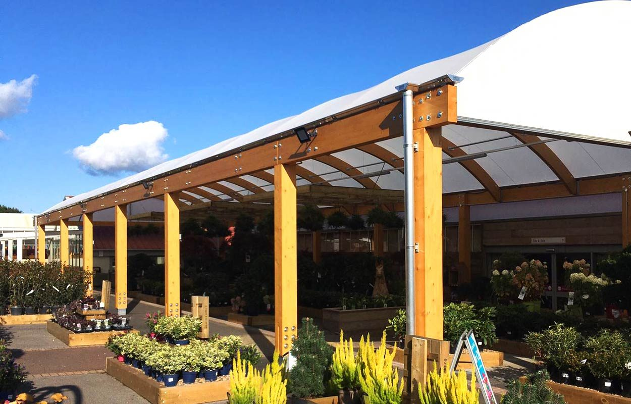 squires-garden-centre-badshot-lea-timber-canopy-by-Fordingbridge-5