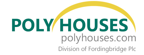 polyhouses logo demonstrating Fordingbridge experience as a polytunnel manufacturer