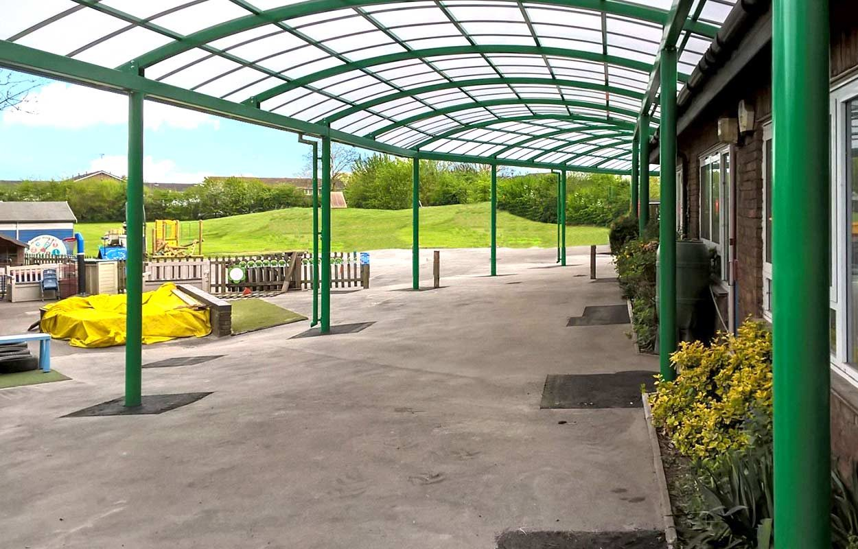 Iver-Infant-School-canopy