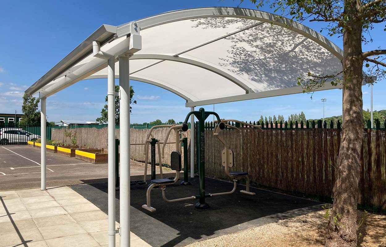 canopy-by-Fordingbridge-protecting-outside-gym